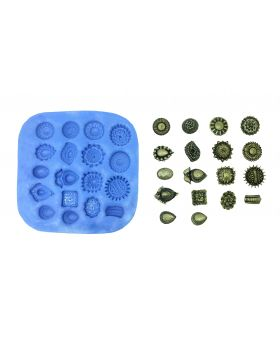 Foxy Medium Studs Mould Pad