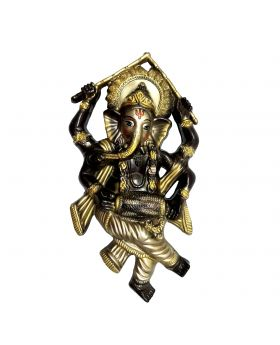 Dancing Ganesha Big Size Idol Mould