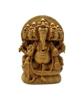 Panchamukha Vinayaka Big Size Idol Mould