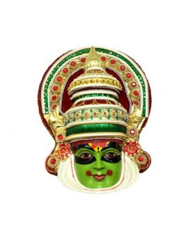 Kathakali Big Size Temple Mould