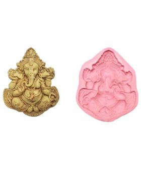 Varaprada Ganesha Big Size Idol Mould