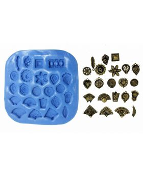 Merriment Studs Mould Pad