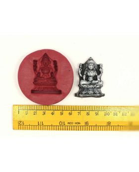 Goddess Lakshmi Abundance Temple Mould