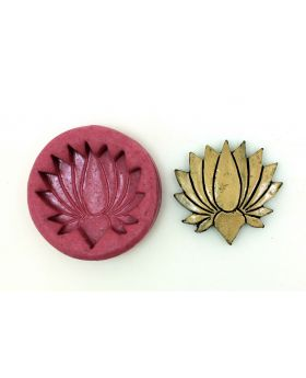 Blossom Lotus Floral Temple Mould