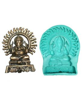 Vishwamukha Ganesha Big Size Idol Mould