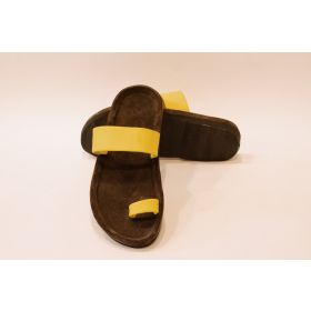 FAG1000 Leather Sandal