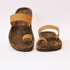 FAG1004 Leather Sandal